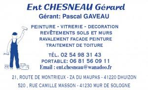 Chesneau Gérard